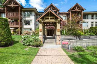 "Photo 1: 110 2323 MAMQUAM Road in Squamish: Garibaldi Highlands Condo for sale in ""THE SYMPHONY"" : MLS®# R2277179"