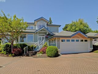 Photo 1: 20 5187 Cordova Bay Road in VICTORIA: SE Cordova Bay Townhouse for sale (Saanich East)  : MLS®# 398032