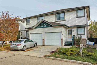 Main Photo: 9 300 HOOPER Crescent in Edmonton: Zone 35 House Half Duplex for sale : MLS®# E4131943