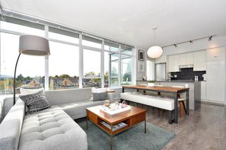 "Photo 4: 611 2788 PRINCE EDWARD Street in Vancouver: Mount Pleasant VE Condo for sale in ""UPTOWN"" (Vancouver East)  : MLS®# R2312939"