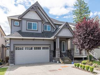 "Main Photo: 21022 76A Avenue in Langley: Willoughby Heights House for sale in ""YORKSON"" : MLS®# R2323375"