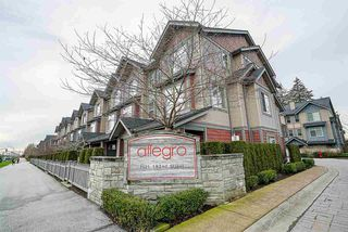 """Photo 2: 51 7121 192 Street in Surrey: Clayton Townhouse for sale in """"Allegro"""" (Cloverdale)  : MLS®# R2331826"""