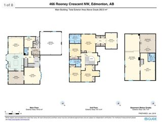 Photo 30: 466 ROONEY Crescent in Edmonton: Zone 14 House for sale : MLS®# E4141385