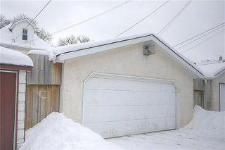 Photo 4: 549 Elgin Avenue in Winnipeg: Single Family Detached for sale (5A)  : MLS®# 1903292