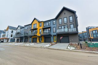 Main Photo: 101 1304 RUTHERFORD Road in Edmonton: Zone 55 Townhouse for sale : MLS®# E4137074