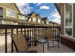 "Photo 19: 14 7155 189 Street in Surrey: Clayton Townhouse for sale in ""Bacara"" (Cloverdale)  : MLS®# R2347945"