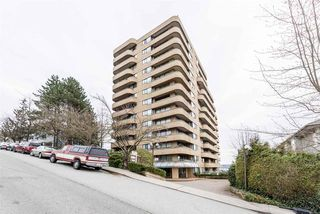 "Main Photo: 306 1026 QUEENS Avenue in New Westminster: Uptown NW Condo for sale in ""AMARA TERRACE"" : MLS®# R2350115"