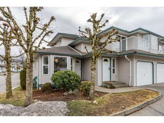 """Photo 1: 70 34332 MACLURE Road in Abbotsford: Central Abbotsford Townhouse for sale in """"Immel Ridge"""" : MLS®# R2351142"""