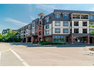"Main Photo: 419 8880 202 Street in Langley: Walnut Grove Condo for sale in ""The Residences"" : MLS®# R2355707"