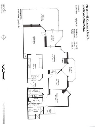 """Photo 2: 1006 168 CHADWICK Court in North Vancouver: Lower Lonsdale Condo for sale in """"Chadwick Court"""" : MLS®# R2362907"""