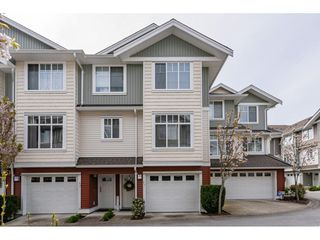 "Photo 1: 41 19480 66 Avenue in Surrey: Clayton Townhouse for sale in ""TWO BLUE"" (Cloverdale)  : MLS®# R2362975"