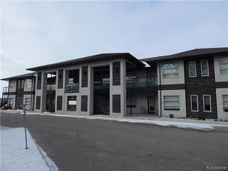 Photo 1: C1 1106 Dawson Road in Lorette: Condo for sale : MLS®# 1808253
