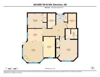 Photo 30: 402 8909 100 Street in Edmonton: Zone 15 Condo for sale : MLS®# E4159073