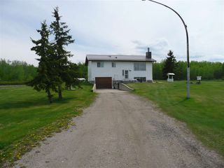 Photo 1: 56022 RR 52: Rural Lac Ste. Anne County House for sale : MLS®# E4159297