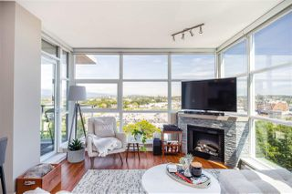 "Main Photo: 1404 189 NATIONAL Avenue in Vancouver: Downtown VE Condo for sale in ""SUSSEX"" (Vancouver East)  : MLS®# R2380819"