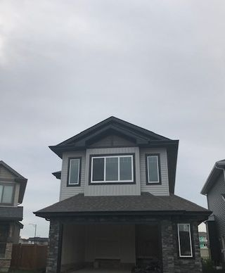 Photo 1: 1419 158 Street in Edmonton: Zone 56 House for sale : MLS®# E4164097