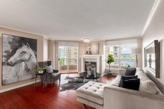 "Photo 3: 1604 1245 QUAYSIDE Drive in New Westminster: Quay Condo for sale in ""THE RIVIERA"" : MLS®# R2385773"