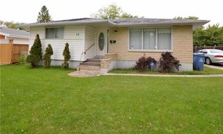 Photo 1: 18 Embassy Lane in Winnipeg: Garden City Residential for sale (4G)  : MLS®# 1928356