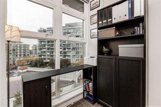 "Photo 12: 710 298 E 11TH Avenue in Vancouver: Mount Pleasant VE Condo for sale in ""The Sophia"" (Vancouver East)  : MLS®# R2420015"