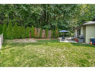 Photo 33: 3550 PEARKES Place in Port Coquitlam: Lincoln Park PQ House for sale : MLS®# R2478465