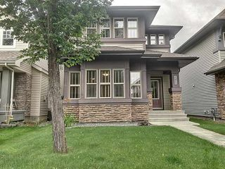 Main Photo: 2471 Austin Crescent in Edmonton: Zone 56 House for sale : MLS®# E4207735
