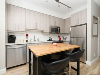 Photo 6: 311 595 Pandora Ave in : Vi Downtown Condo for sale (Victoria)  : MLS®# 850253