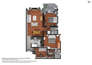 """Photo 22: 302 8728 SW MARINE Drive in Vancouver: Marpole Condo for sale in """"RIVERVIEW COURT"""" (Vancouver West)  : MLS®# R2481664"""