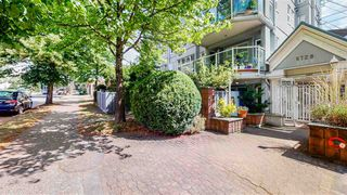 "Main Photo: 302 8728 SW MARINE Drive in Vancouver: Marpole Condo for sale in ""RIVERVIEW COURT"" (Vancouver West)  : MLS®# R2481664"
