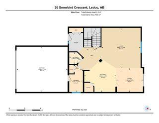 Photo 11: 26 Snowbird Crescent S: Leduc House for sale : MLS®# E4216338