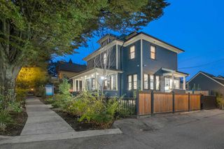 """Photo 3: 616 E PRINCESS Avenue in Vancouver: Strathcona House 1/2 Duplex for sale in """"AGNES MCNAIR RESIDENCE"""" (Vancouver East)  : MLS®# R2505367"""