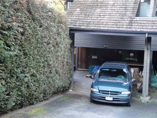 Photo 1: 6379 CHATHAM Street in West Vancouver: Horseshoe Bay WV House 1/2 Duplex for sale : MLS®# V915054