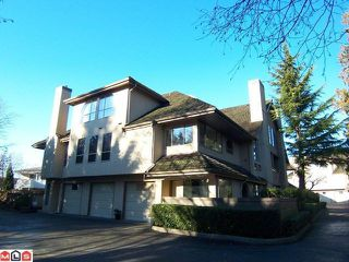 Photo 1: 4 7141 122 Street in Surrey: West Newton Townhouse for sale : MLS®# F1028983