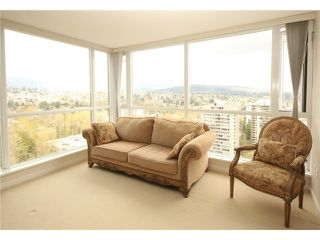 "Photo 2: 2706 4888 BRENTWOOD Drive in Burnaby: Brentwood Park Condo for sale in ""FITZGERLAND"" (Burnaby North)  : MLS®# V1033186"