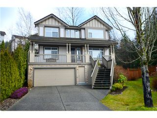 "Photo 1: 2522 MICA Place in Coquitlam: Westwood Plateau House for sale in ""COBBLESTONE LANE"" : MLS®# V1053177"