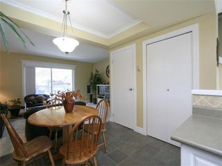 Photo 7: 39 315 SCHOOLHOUSE Street in Coquitlam: Maillardville Townhouse for sale : MLS®# V1055851