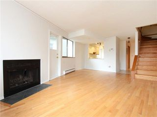 "Photo 4: 5 1115 W 10TH Avenue in Vancouver: Fairview VW Townhouse for sale in ""THE BEST DEAL IN FAIRVIEW!"" (Vancouver West)  : MLS®# V1093253"