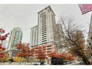 "Photo 2: 2504 977 MAINLAND Street in Vancouver: Yaletown Condo for sale in ""YALETOWN PARK III"" (Vancouver West)  : MLS®# V1094535"