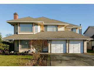 Photo 1: 8994 157TH Street in Surrey: Fleetwood Tynehead House for sale : MLS®# F1430432