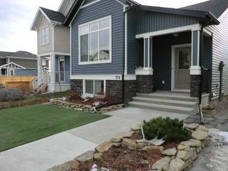 Photo 1: 374 FIRESIDE Place: Cochrane House for sale : MLS®# C3651401
