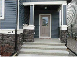 Photo 2: 374 FIRESIDE Place: Cochrane House for sale : MLS®# C3651401