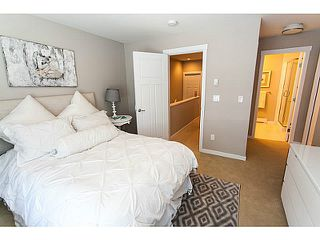 "Photo 13: 3 2845 156 Street in Surrey: Grandview Surrey Townhouse for sale in ""THE HEIGHTS by Lakewood"" (South Surrey White Rock)  : MLS®# F1441080"