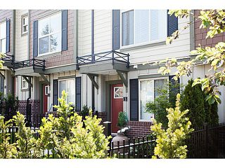 "Photo 1: 3 2845 156 Street in Surrey: Grandview Surrey Townhouse for sale in ""THE HEIGHTS by Lakewood"" (South Surrey White Rock)  : MLS®# F1441080"