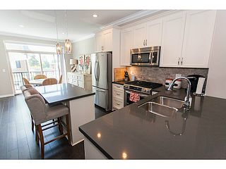 "Photo 3: 3 2845 156 Street in Surrey: Grandview Surrey Townhouse for sale in ""THE HEIGHTS by Lakewood"" (South Surrey White Rock)  : MLS®# F1441080"