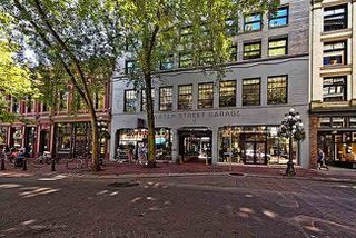 """Photo 3: 309 12 WATER Street in Vancouver: Downtown VW Condo for sale in """"The Garage"""" (Vancouver West)  : MLS®# V1137123"""