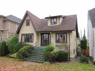 Photo 1: 2842 W 15TH Avenue in Vancouver: Kitsilano House for sale (Vancouver West)  : MLS®# R2016569