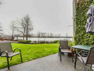 Photo 1: 3 2138 E KENT AVENUE SOUTH in Vancouver: Fraserview VE Townhouse for sale (Vancouver East)  : MLS®# R2031145