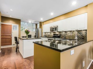 Photo 6: 3 2138 E KENT AVENUE SOUTH in Vancouver: Fraserview VE Townhouse for sale (Vancouver East)  : MLS®# R2031145