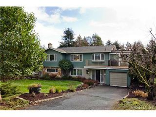 Photo 1: 3053 Shoreview Dr in VICTORIA: La Glen Lake Single Family Detached for sale (Langford)  : MLS®# 725357