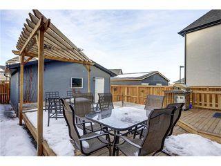 Photo 32: 134 MAHOGANY Heights SE in Calgary: Mahogany House for sale : MLS®# C4060234