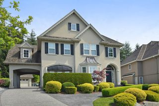 """Photo 1: 35511 DONEAGLE Place in Abbotsford: Abbotsford East House for sale in """"EAGLE MOUNTAIN"""" : MLS®# R2065635"""
